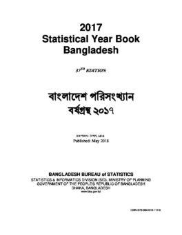 Statistical Yearbook of Bangladesh - DATABD CO