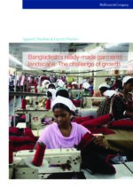 Bangladesh's ready-made garments landscape: The challenge of growth
