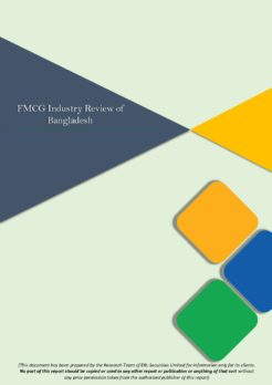 FMCG Industry Review of Bangladesh