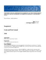 GAIN Annual Report on Bangladesh