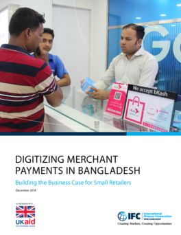 Digitizing Merchant Payments in Bangladesh