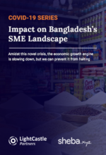 COVID-19 Impact on The SME Sector of Bangladesh