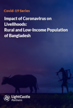 Impact of Coronavirus on Livelihoods- Rural and Low Income Population of Bangladesh