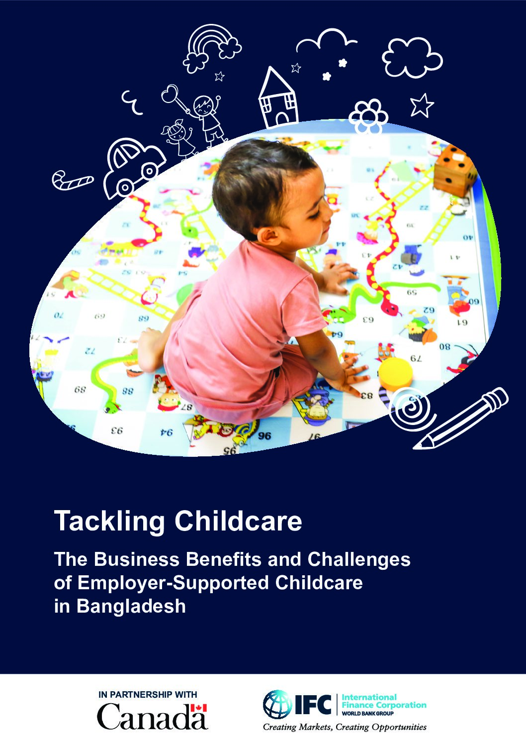 Tackling Childcare: The Business Benefits and Challenges of Employer-supported Childcare in Bangladesh