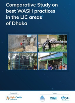 Comparative Study on Best WASH practices in the LIC Areas of Dhaka